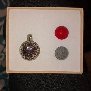 Jewelry - NIB Essential Oil Diffuser Necklace
